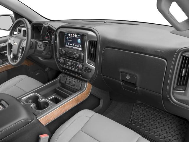 2017 Chevrolet Silverado 1500 Ltz In M Va Hart Motors