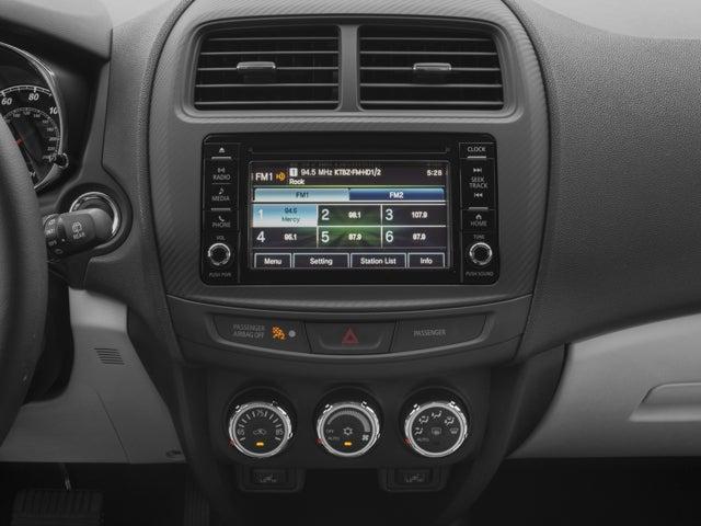 2017 Mitsubishi Outlander Sport ES 2 0