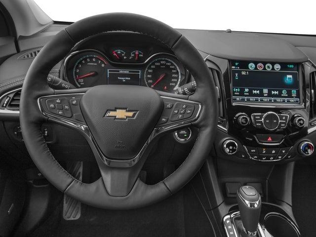 2018 Chevrolet Cruze Premier In M Va Hart Motors