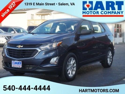 2018 Chevrolet Equinox Ls Salem Va Roanoke Cave Spring Hollins Virginia 3gnaxrev3jl112439